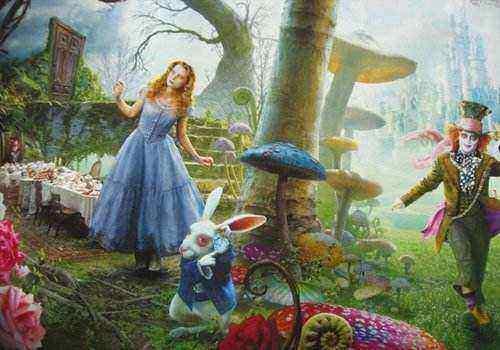 【迷你世界爱丽丝和乔克是什么关系】《爱丽丝》人物关系表是什么?插图(1)