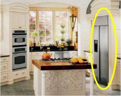聪明人为什么都不会把冰箱放厨房?