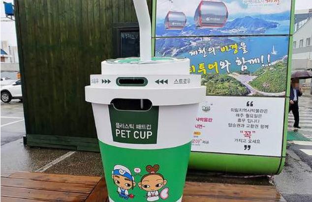 韩国天价垃圾桶5万元一个,购买这样的垃圾桶值吗?
