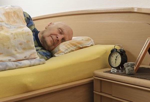 为什么老年人睡眠时间短?