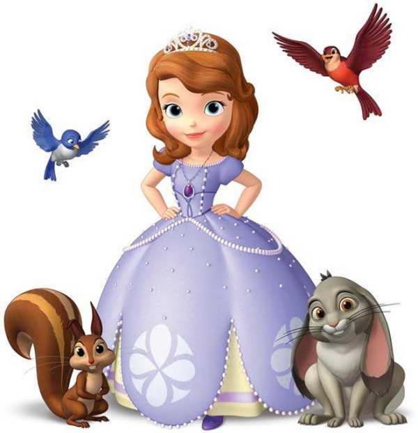 小公主梦想故事 王子和公主的童话故事