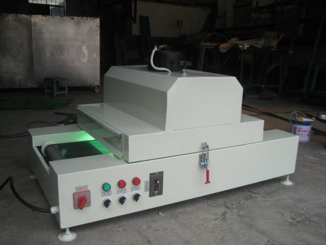 厂家直销供应UV光固机uv固化机多功能uv光固机LED固化机(图)