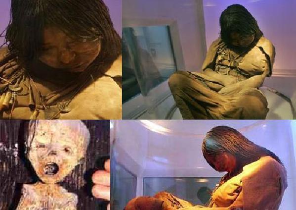「历史上十大木乃伊」史上十大最离奇木乃伊 世界历史最离奇的木乃伊有哪些