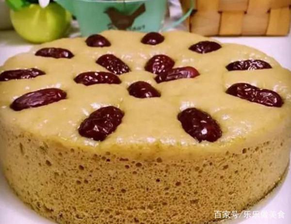 红糖发糕怎么做?