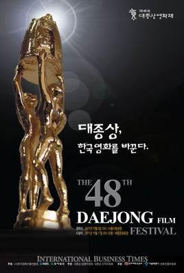 第35届韩国青龙电影奖的提名名单