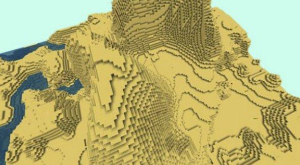 【迷你世界冰川加松树林的地形码】迷你世界有哪些所有地形都有的地形码?插图