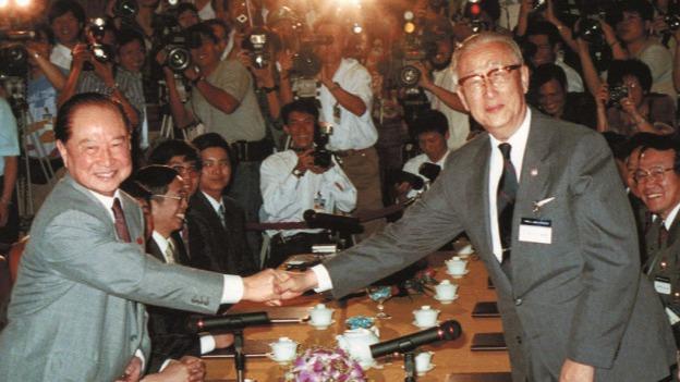 1949年之后臺灣經濟是如何發展起來的?