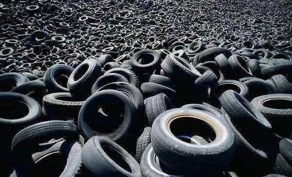 换下来的废旧轮胎怎么处理?
