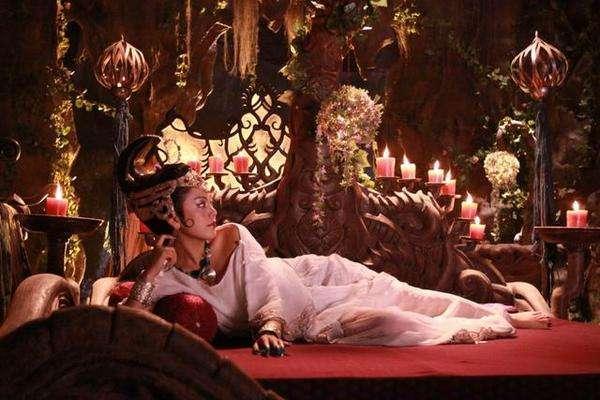 蝎子精敢伤如来,为何却不敢惹女儿国国王?
