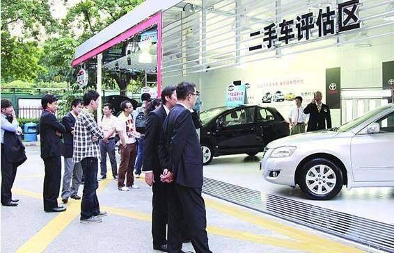 在上海,为什么二手车价格这么低?