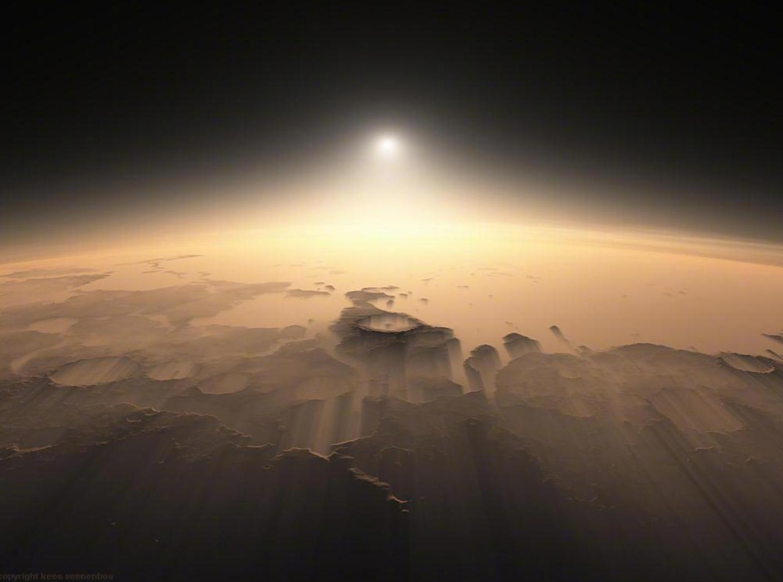 """发现火星生命?""""火星人""""正在打嗝,好奇号顺藤摸瓜找到它"""