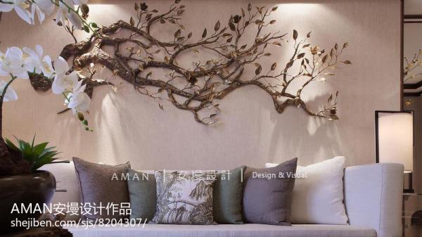 客厅壁布怎么选择 客厅壁布的优缺点分析