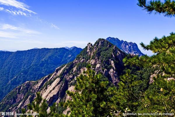 黄山旅游攻略的著名景点