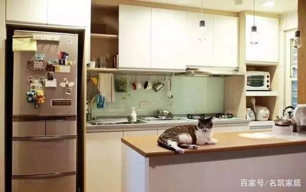 冰箱摆哪里最好?