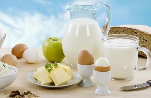 鸡蛋牛奶能不能一起吃?
