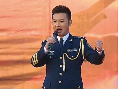 刘和刚在空政文工团是什么军衔?