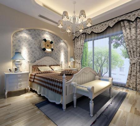 卧室窗帘怎么选?