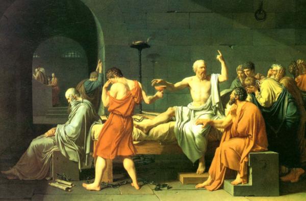 有关苏格拉底的经典故事(4个)