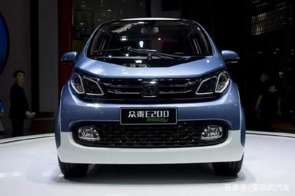 有哪些四五万块钱的电动轿车比较好?