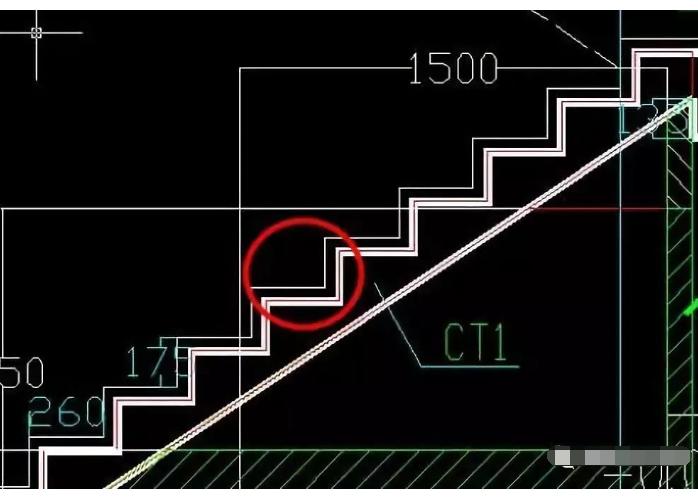 楼梯踏步盘算公式图解插图7