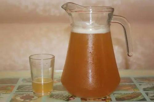 格瓦斯明明是酒,但是为什么说儿童也可以喝?