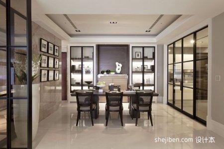 现代中式装修风格客厅设计技巧