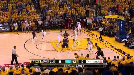 哪个电视频道直播NBA
