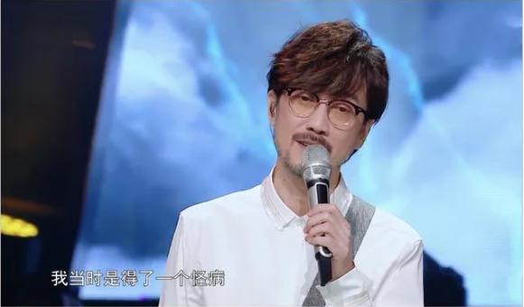为什么我是歌手、中国好声音都将周传雄拒于门外?(中国好声音35首好歌)