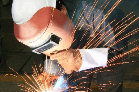 45号中碳钢调制 焊接 用氩弧焊 用什么焊丝