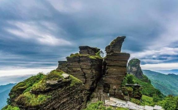 成为《国家地理》的最佳旅行地,梵净山到底什么地方特别吸引人?