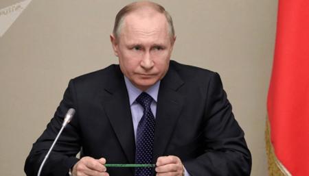上天给了普京二十年,为什么还没强大俄罗斯?