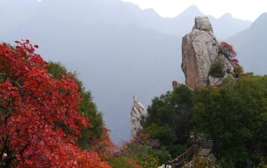 西安可以爬山的景点有哪些?