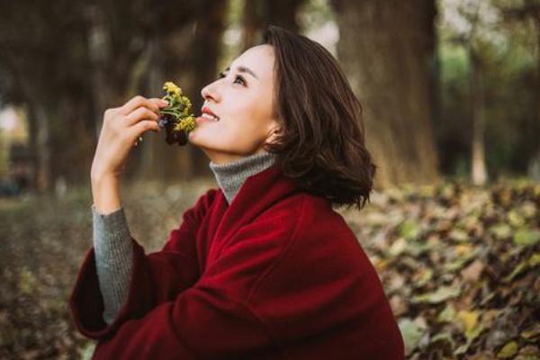 主持人张蕾为什么嫁给五十多岁的男人?