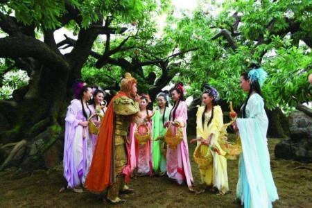 孙悟空把七仙女定住后究竟干了什么,导致她们那么愤怒向王母告黑状?