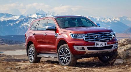 挂福特标的大6座SUV,不到20万起售,靠性价比领裕能火吗?