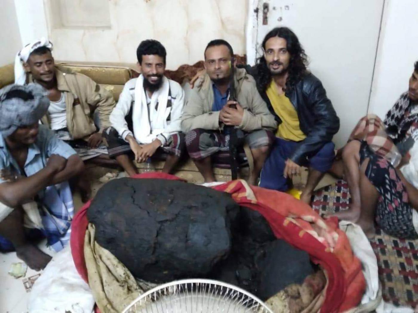 价值150万美元:也门渔民鲸尸内发现龙涎香,为何价值那么高?