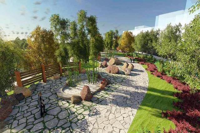 四川将建一座大型公园,可行性研究报告已公示,占地多大呢?