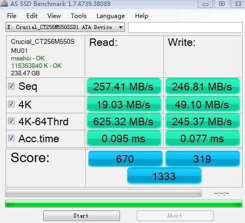 固态硬盘iastora和msachi有什么区别 第2张