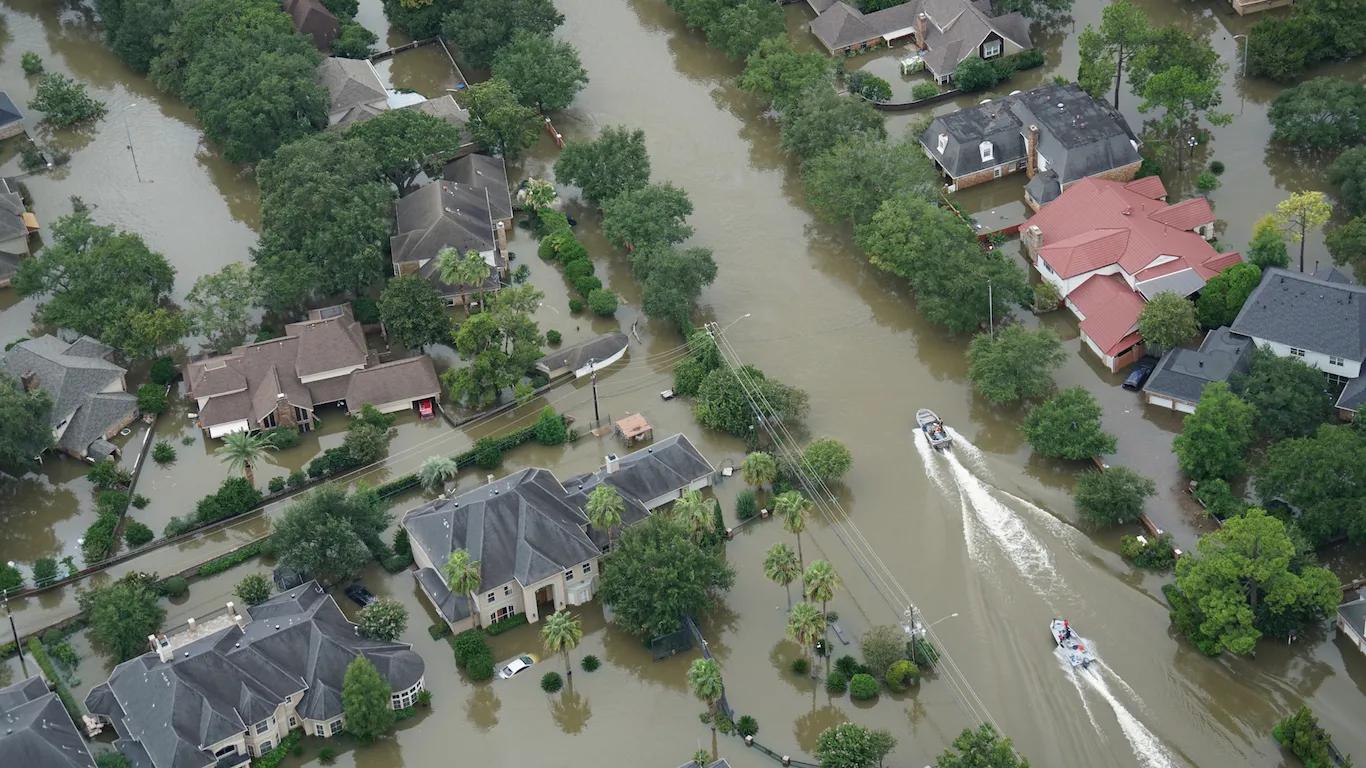 越多越强!今年的洪水是怎么了?科学家:全球变暖