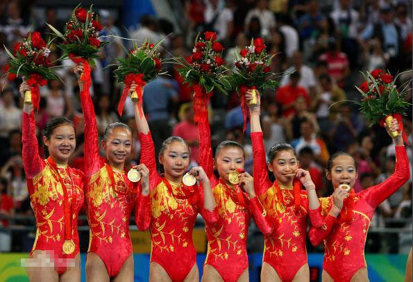 2008奥运会中国体操女团名单及个人简介