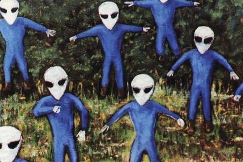 「地球真外星人」外星人真的来过地球吗?