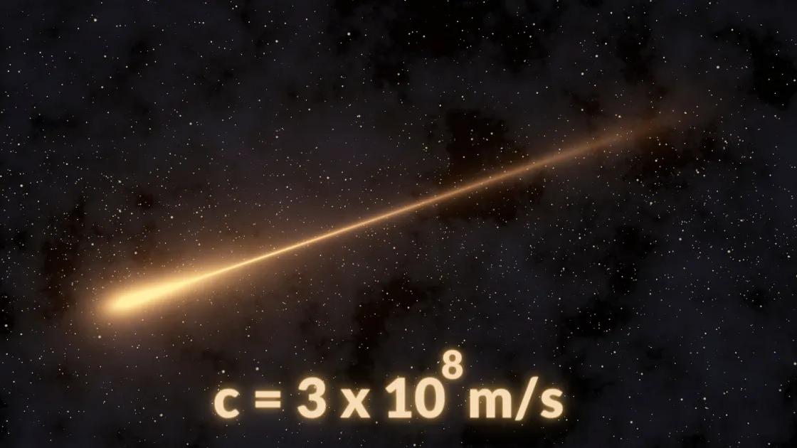 為什么不能超光速?為什么存在光速極限?