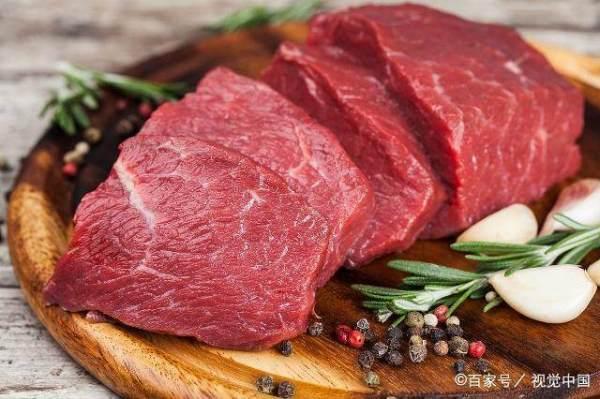为什么熟食牛肉和生牛肉价格差不多,甚至还更便宜?