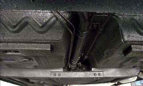 汽车底盘装甲是什么意思?大概什么时候需要做?