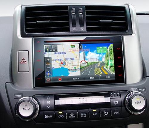 汽车上的导航没有网是怎么导航的?