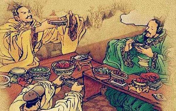 表达吃饭重要的古诗词 关于吃饭的诗句