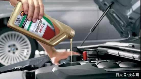 换完机油就亮红灯,是怎么回事?