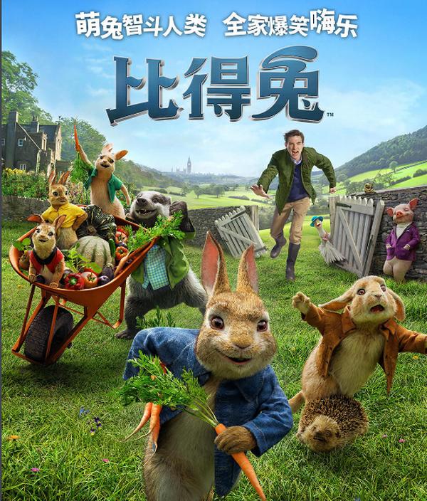 彼得兔的故事内容?