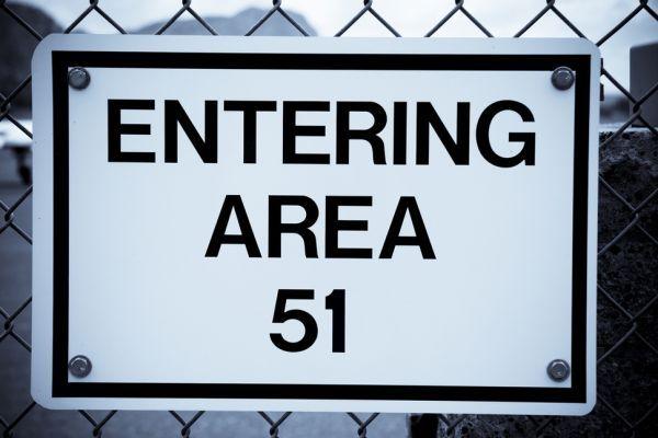 「美国公布51区真相」美国51区有外星人,是真的吗?