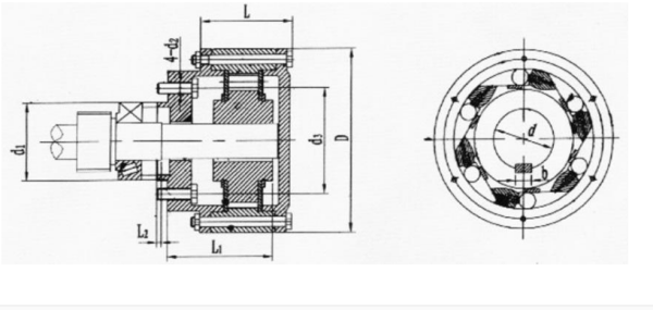 主减速器的原理视频_轮边减速器原理动画图
